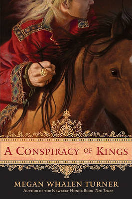 Conspiracy of Kings by Megan Whalen Turner image