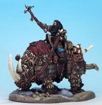 Frostgrave - Kornovik Barbarian Outcast