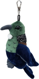 Antics: Tui Keyclip - Small Plush