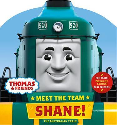 Meet the Team: Shane! by Thomas & Friends