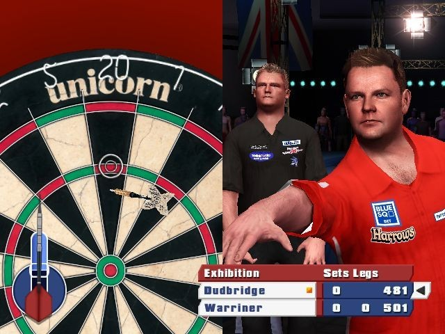 World Championship Darts 2008 for PlayStation 2 image