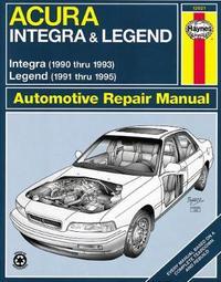 Acura Integra & Legend (90 - 95) by Larry Warren