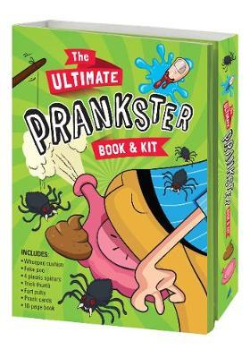 The Ultimate Prankster Book and Kit