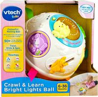 Vtech: Crawl & Learn - Bright Lights Ball (Pink) image