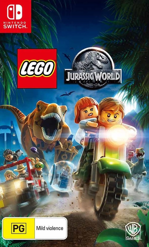 LEGO Jurassic World for Switch