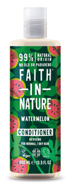 Faith In Nature: Watermelon Conditioner for Normal/Dry Hair (400ml) image