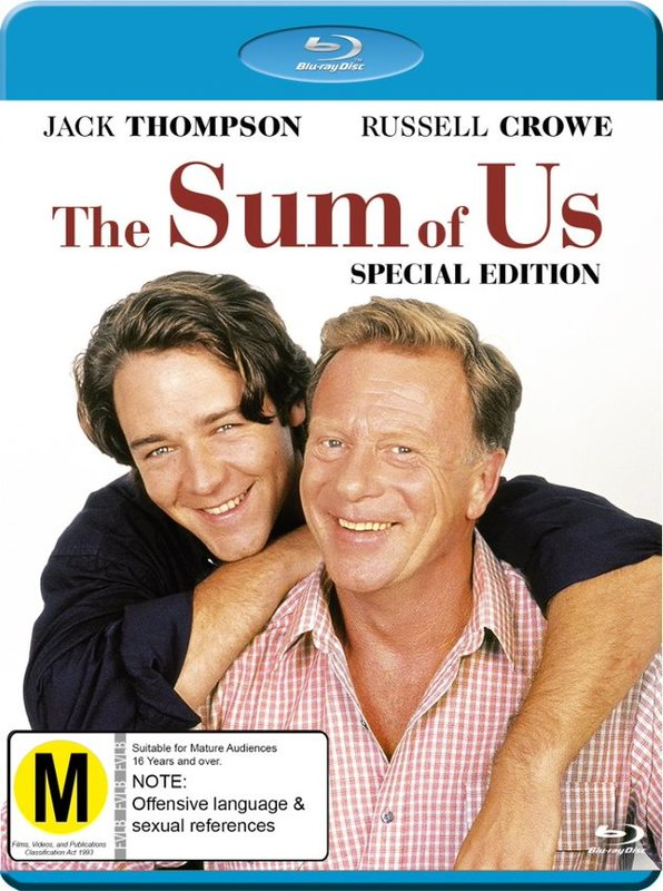 Sum Of Us - Special Edition on Blu-ray