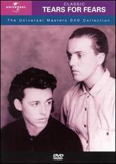 Classic Tears For Fears - The Universal Masters DVD Collection on DVD