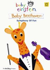 Baby Einstein - Baby Beethoven: Symphony Of Fun on DVD