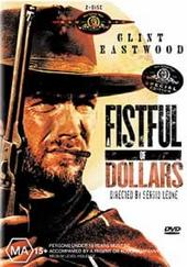 Fistful Of Dollars, A - Special Edition (2 Disc)