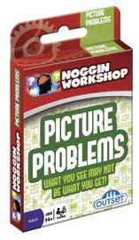 Noggins Workshop: Picture Problems Card Game