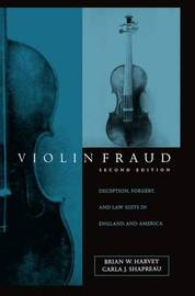 Violin Fraud by Brian W Harvey