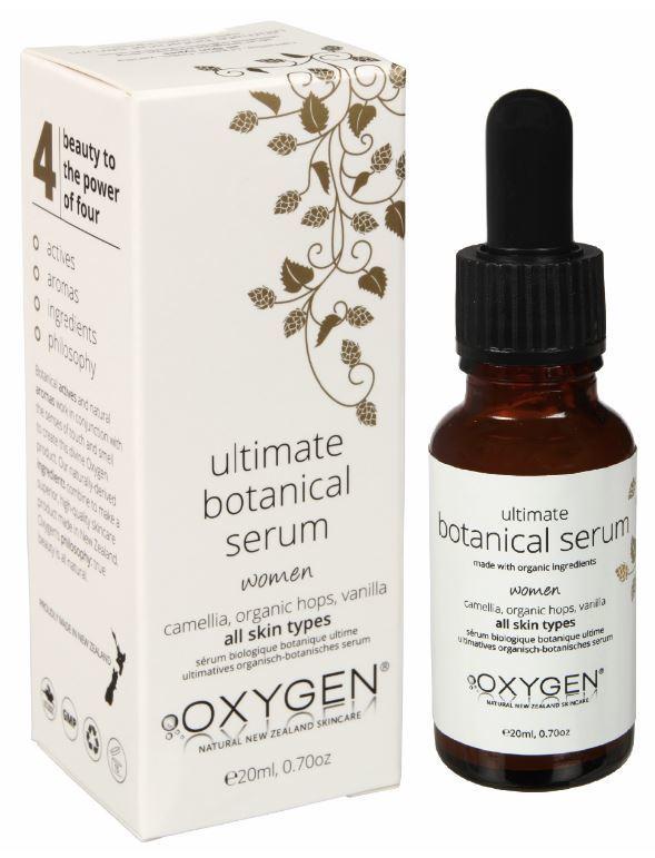 Buy Oxygen: Women - Organic Ultimate Botanical Serum (20ml) at