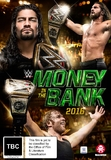 WWE: Money In The Bank - 2016 DVD