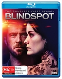 Blindspot - The Complete First Season on Blu-ray