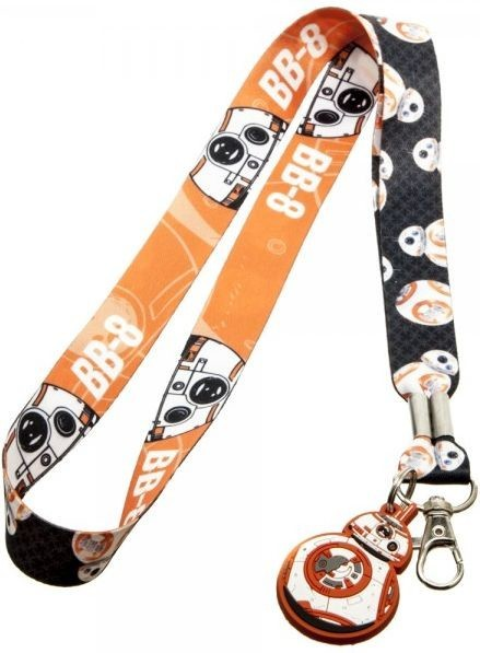 Star Wars: The Force Awakens - BB-8 Lanyard image