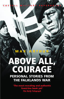 Above All, Courage by Max Arthur image