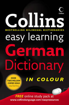 Collins Easy Learning German Dictionary image