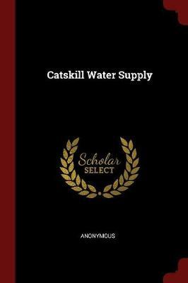 Catskill Water Supply by * Anonymous