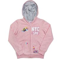 Shopkins Jacket with Patches - Size 7