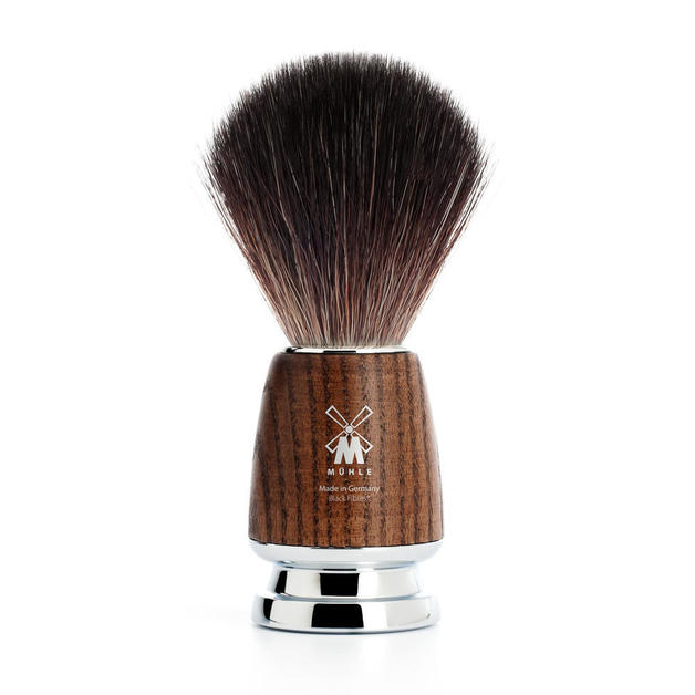 Muhle Black Fibre RYTMO Brush - Ash