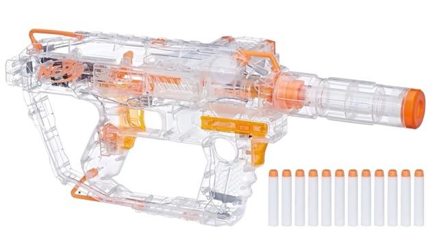 Nerf Modulus: Ghost Ops - Evader Blaster
