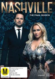 Nashville Season 6 on DVD