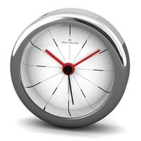 Oliver Hemming: Desire Mini Alarm Clock (58mm)