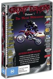 Crusty Demons: Volume 5 - The Metal Millennium on DVD