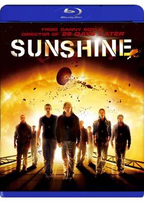 Sunshine on Blu-ray image