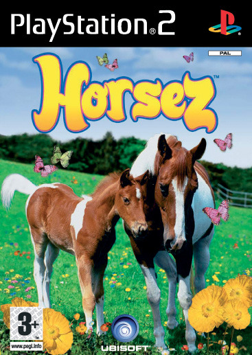 Horsez for PlayStation 2