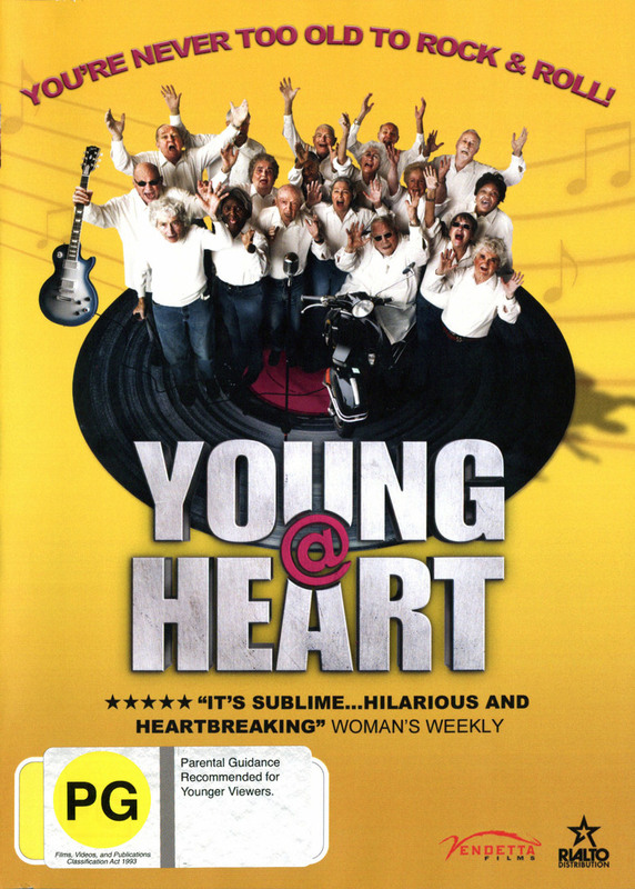 Young @ Heart on DVD