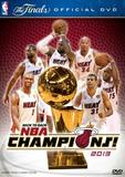 NBA Champions 2013: Miami Heat on DVD