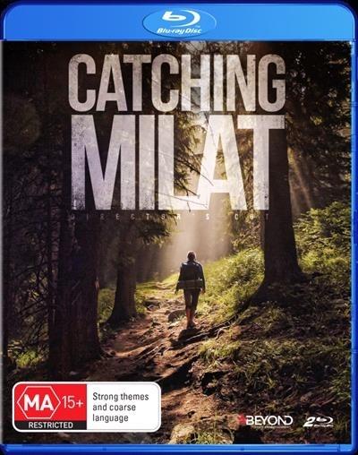 Catching Milat on Blu-ray image