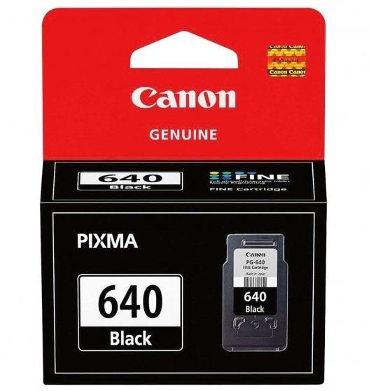 Canon Ink Cartridge - PG640 (Black)