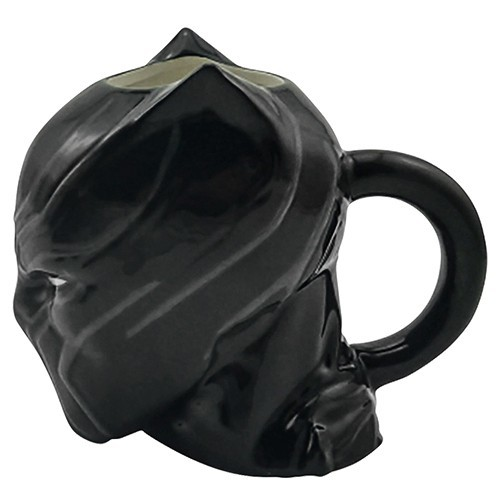 Marvel Black Panther Coffee Mug 3D Moulded