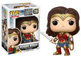 Justice League (Movie) - Wonder Woman Pop! Vinyl Figure
