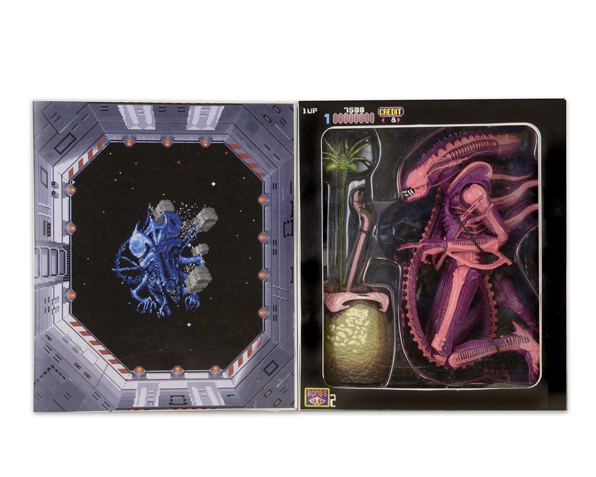 "Aliens: Xenomorph Warrior (Arcade Ver.) - 7"" Action Figure image"