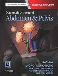 Diagnostic Ultrasound: Abdomen and Pelvis by Aya Kamaya