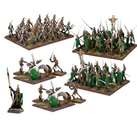Kings of War Elf Army (2017)