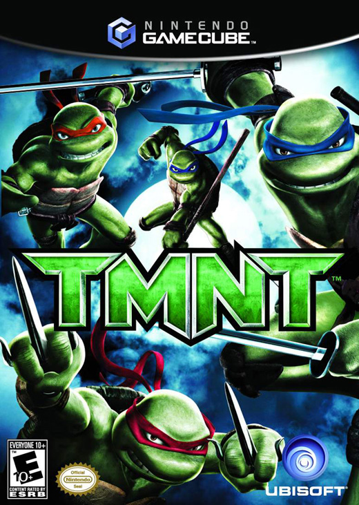 Teenage Mutant Ninja Turtles for GameCube image