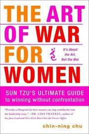 The Art of War for Women by Chin-ning Chu image