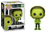 Rick & Morty – Toxic Morty Pop! Vinyl Figure