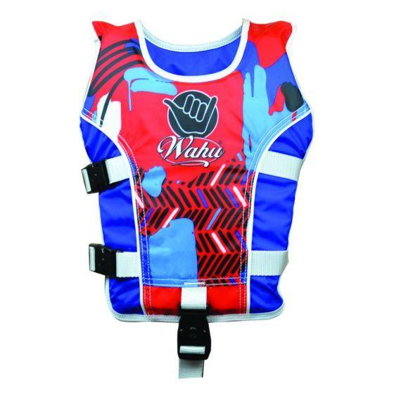 Wahu: Swim Vest Small (15-25kg) - Red