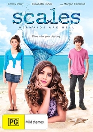 Scales: Mermaids Are Real on DVD