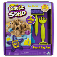 Kinetic Sand: Beach Day Fun - Playset