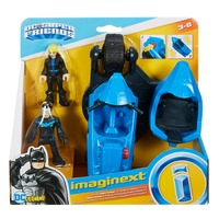 Imaginext: DC Super-Friends - Nightwing & Transforming Cycle