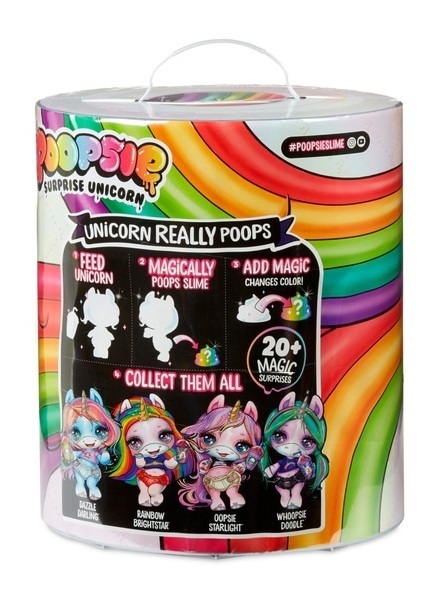 Poopsie Surprise Unicorn Collectable Doll Toy At