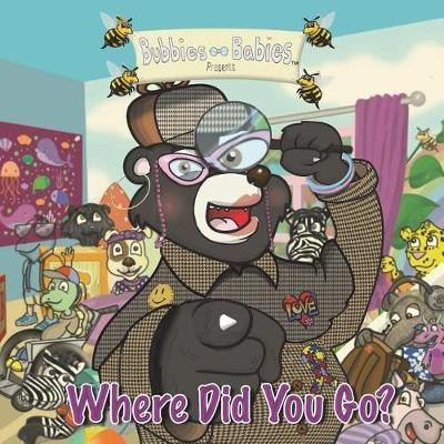 Where Did You Go? by Giovanni Brooks