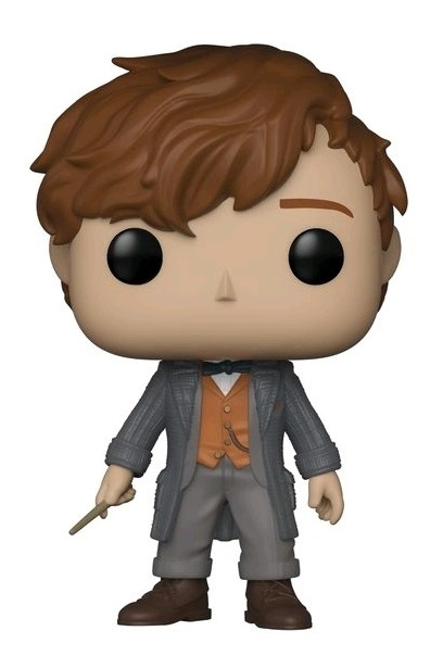 Fantastic Beasts 2 - Newt Scamander Pop! Vinyl Figure (with a chance for a Chase version!)